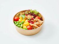Lufthansa Buy On Board Crunchy Chicken Bowl Copyright