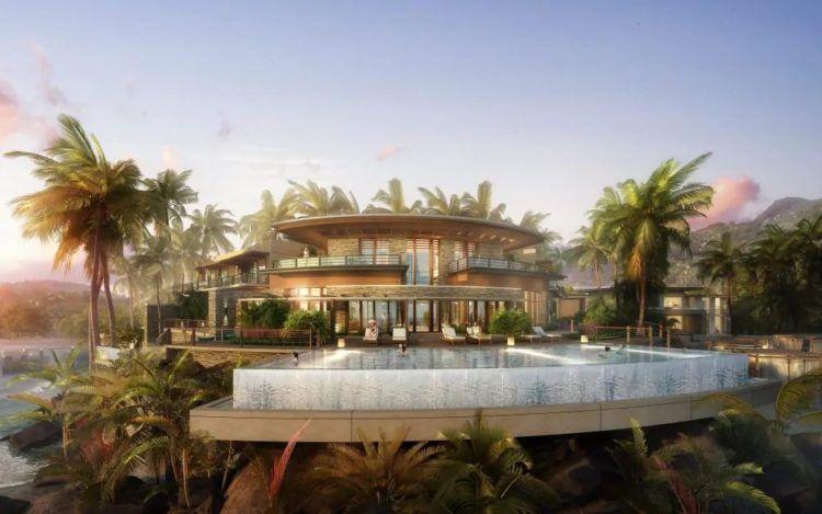 Mango House Seychelles Copyright