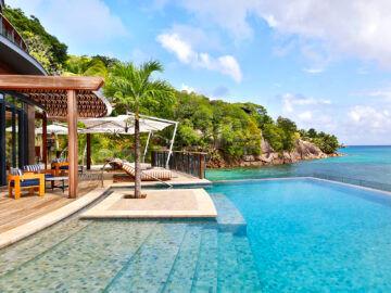 Mango House Seychelles Main House Infinity Pool Copyright 1