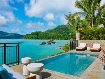 Mango House Seychelles Ocean House Pool Copyright 1