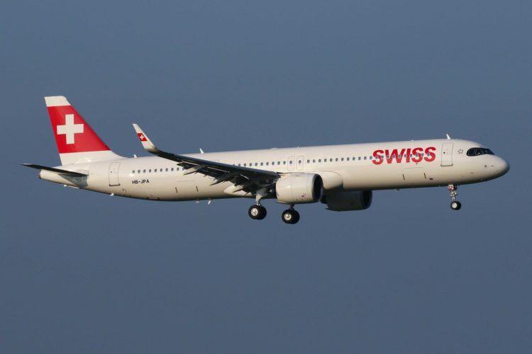Swiss Airbus A321neo Copyright=swiss