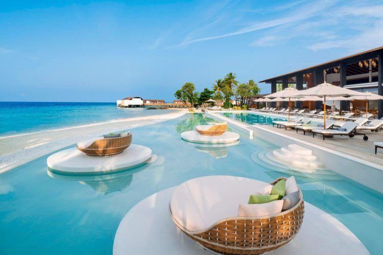 The Westin Maldives Miriandhoo Resort Copyright