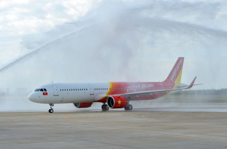 Vietjet Airbus A321neo Copyright=vietjet