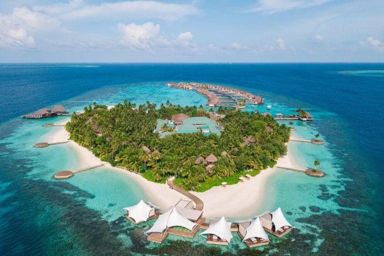 W Maldives Copyright