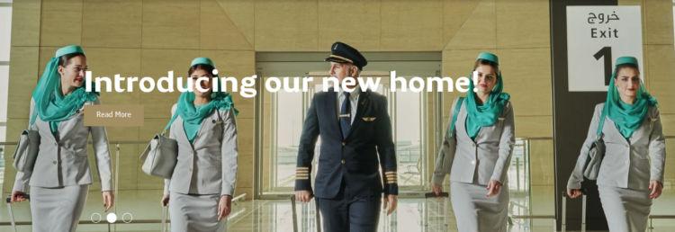 Gulf Air Neues Terminal Bahrain