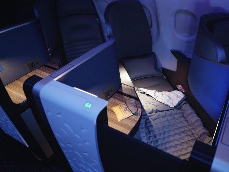 Jetblue Mint Business Class A321lr Bett Copyright