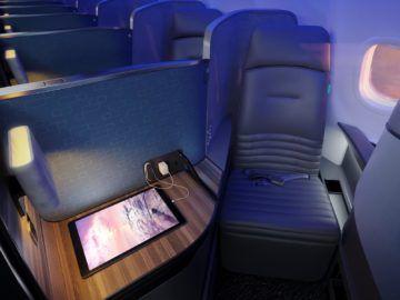 Jetblue Mint Business Class A321lr Sitz Copyright