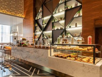Sheraton Grand Dubai Coffee Bar Bar Copyright