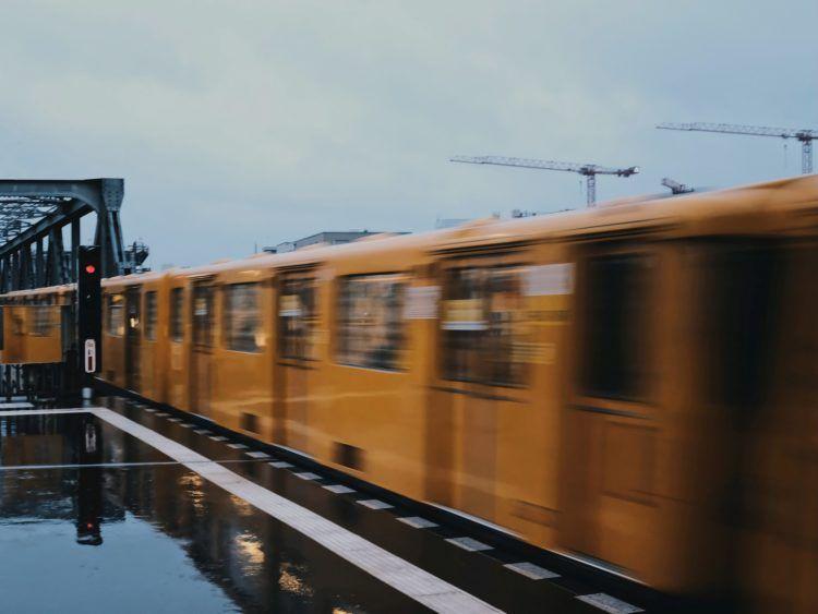 U Bahn Unsplash