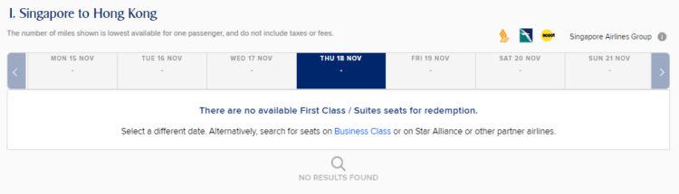Singapore Airlines Setzt First Und Suite Erneut Aus