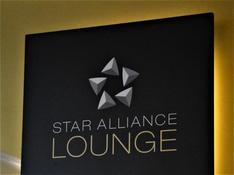 Star Alliance Lounge Logo