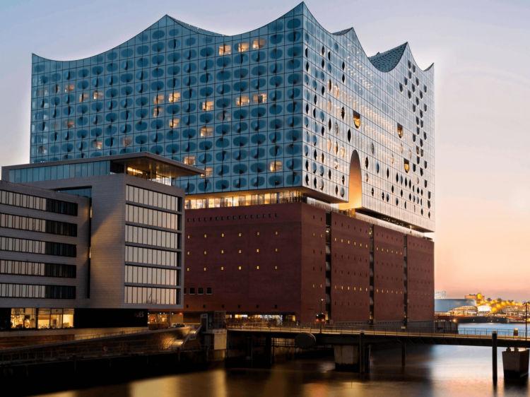 The Westin Hamburg Copyright