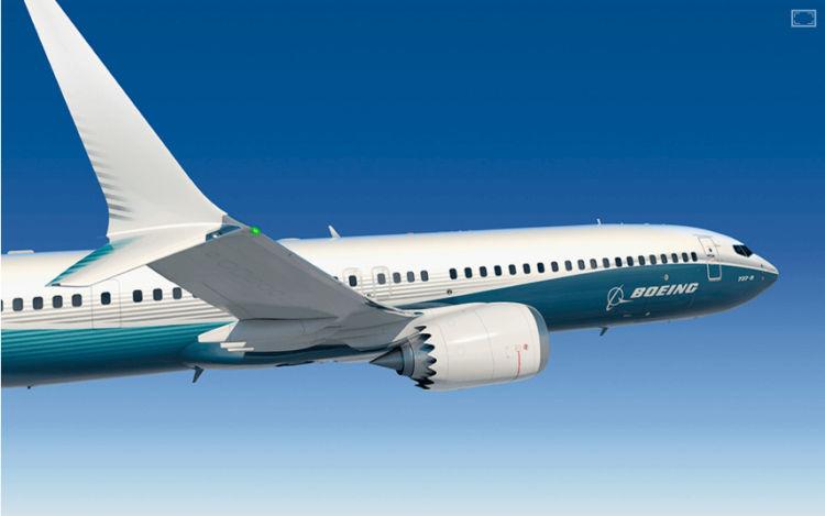 Boeing 737 Max 9 Copyright Boeing