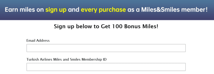 Glocalme Turkish Airlines Miles And Smiles 100 Kostenlose Meilen