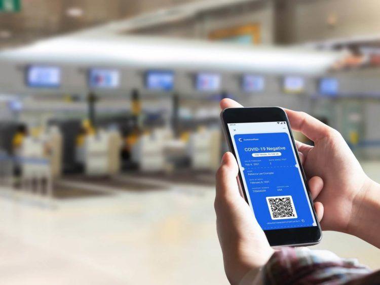 Lufthansa Nutzt Commonpass App Copyright