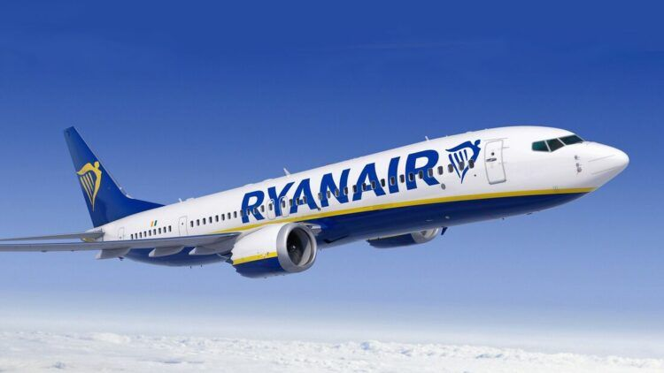 Ryanair Boeing 737 8200 Copyright Boeing