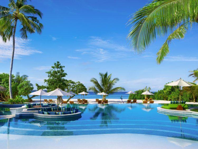 Six Senses Laamu Maldives Swimming Pool Copyright
