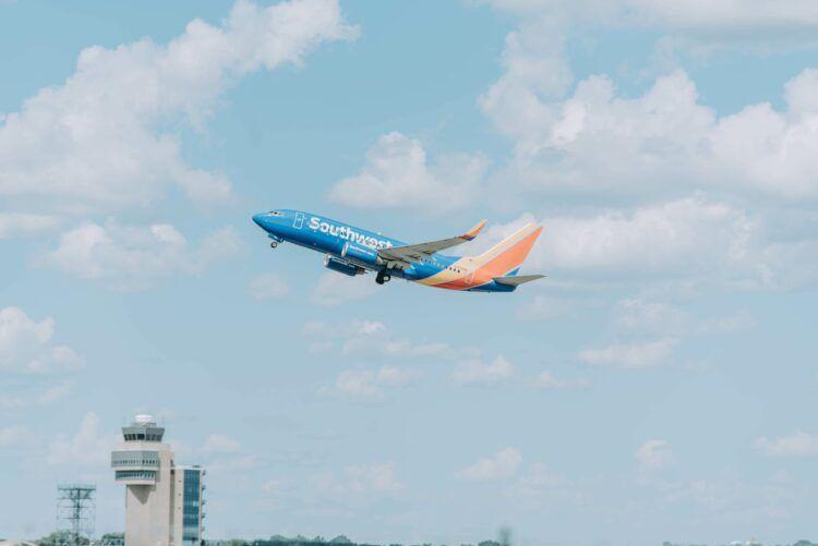 Southwest Boeing 737 700 Unsplash