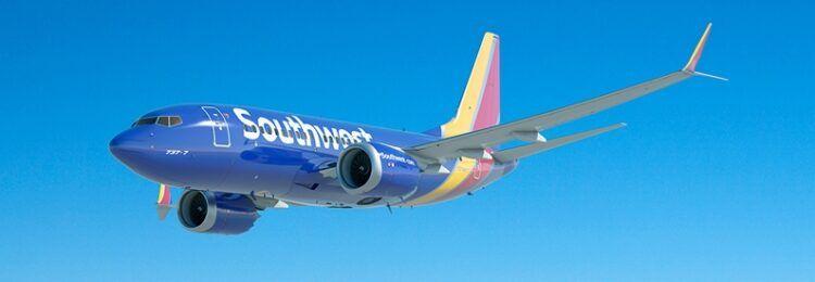 Southwest Boeing 737 Max 7 Render Copyright Boeing