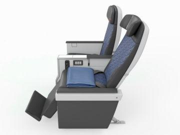 Delta Premium Select Sitz Ausgefahren Copyright
