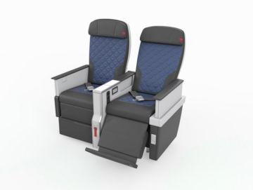 Delta Premium Select Sitz Copyright