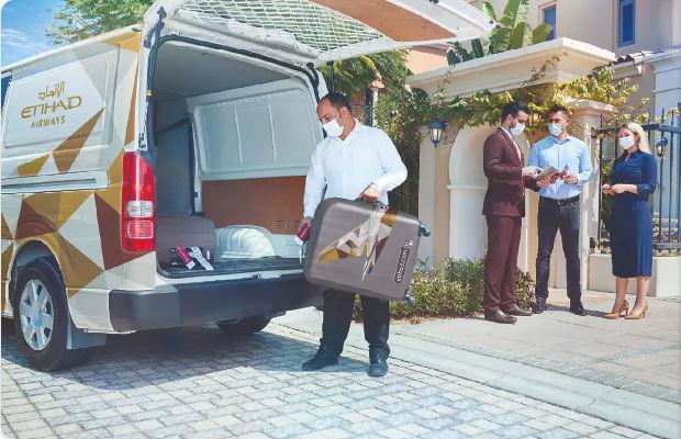 Etihad Airways Home Check In Copyright