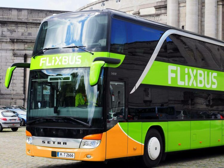 Flixbus Copyright