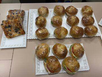 Airlounge Tirana Snacks 2