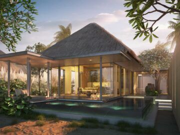 Hilton Maldives Amingiri Beach Villa Copyright