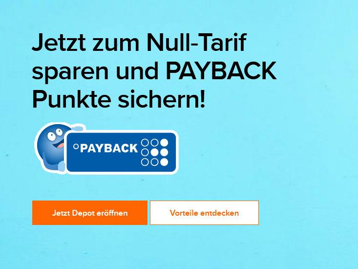 Payback Partner Flatex Banner Copyright