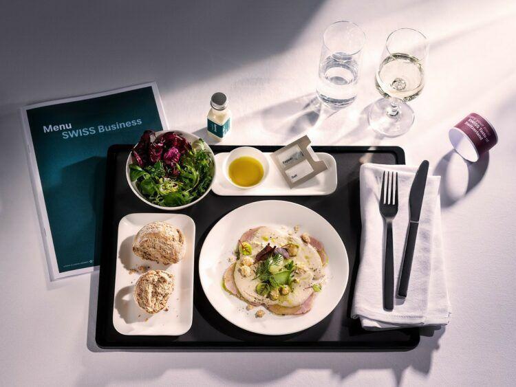 Swiss Taste Of Switzerland Sommer 2021 Business Class Hauptgang