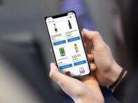 British Airways Catering Bestellung Per Smartphone Softdrinks Copyright