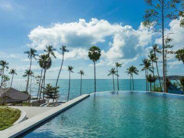 Hyatt Regency Koh Samui Pool Copyright