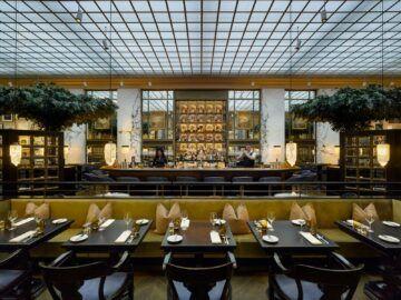 Park Hyatt Vienna Bar Restaurant Copyright