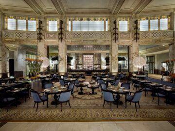 Park Hyatt Vienna Restaurant Copyright