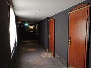 Le Meridien Grand Hotel Nuernberg Flur