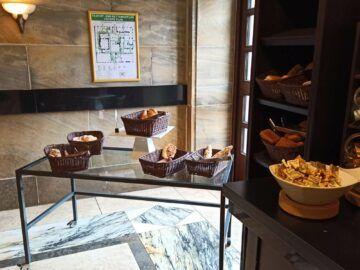 Le Meridien Grand Hotel Nuernberg Fruehstueck Brot