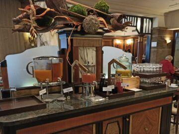 Le Meridien Grand Hotel Nuernberg Fruehstueck Saft