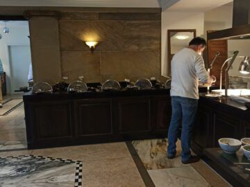 Le Meridien Grand Hotel Nuernberg Fruehstueck Warme Gerichte