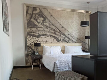 Le Meridien Grand Hotel Nuernberg Junior Suite Blick Vom Eingang