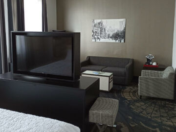 Le Meridien Grand Hotel Nuernberg Junior Suite Tv