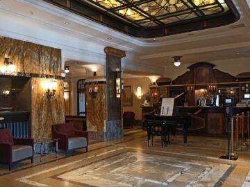 Le Meridien Grand Hotel Nuernberg Lobby