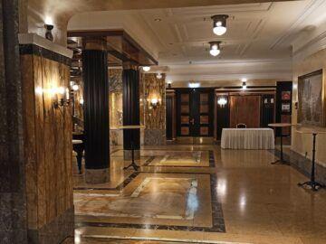 Le Meridien Grand Hotel Nuernberg Lobby Blick Konferenzraeume
