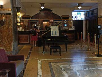 Le Meridien Grand Hotel Nuernberg Rezeption