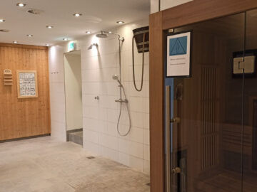 Le Meridien Grand Hotel Nuernberg Wellness Infrarotkabine