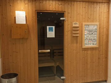 Le Meridien Grand Hotel Nuernberg Wellness Sauna