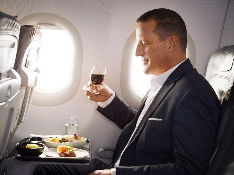 Lufthansa Tasting Heimat Copyright