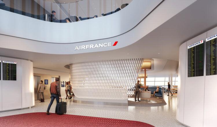 Neue Air France Lounge Paris Cdg Terminal 2f Copyright 2