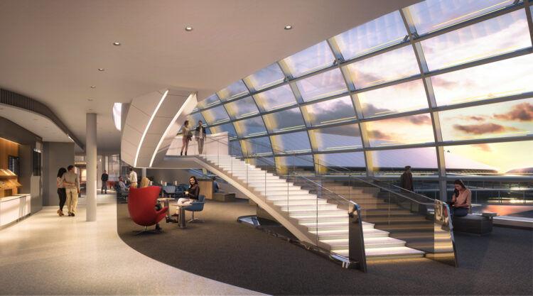 Neue Air France Lounge Paris Cdg Terminal 2f Copyright 4