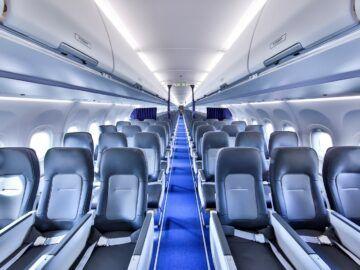 Lufthansa Neue Airspace Cabin Kabine Copyright
